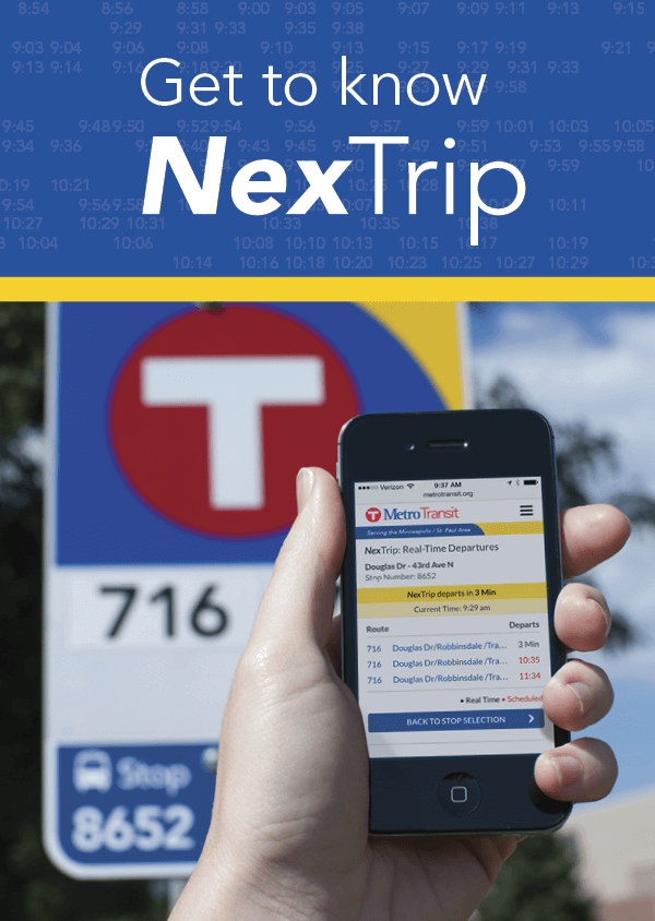 Get to know NexTrip