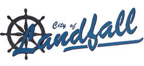 City of Landfall logo