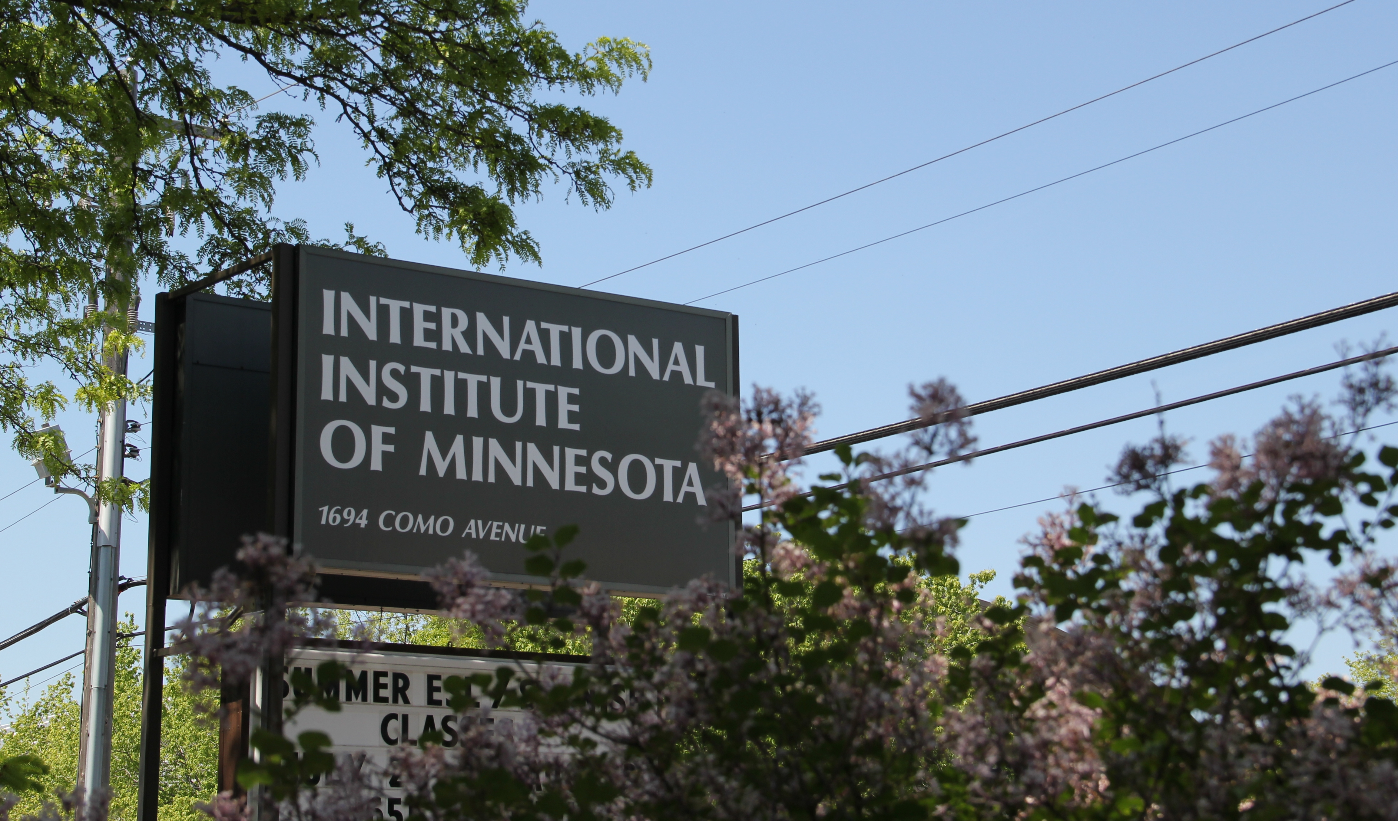 The International Institute of Minnesota.