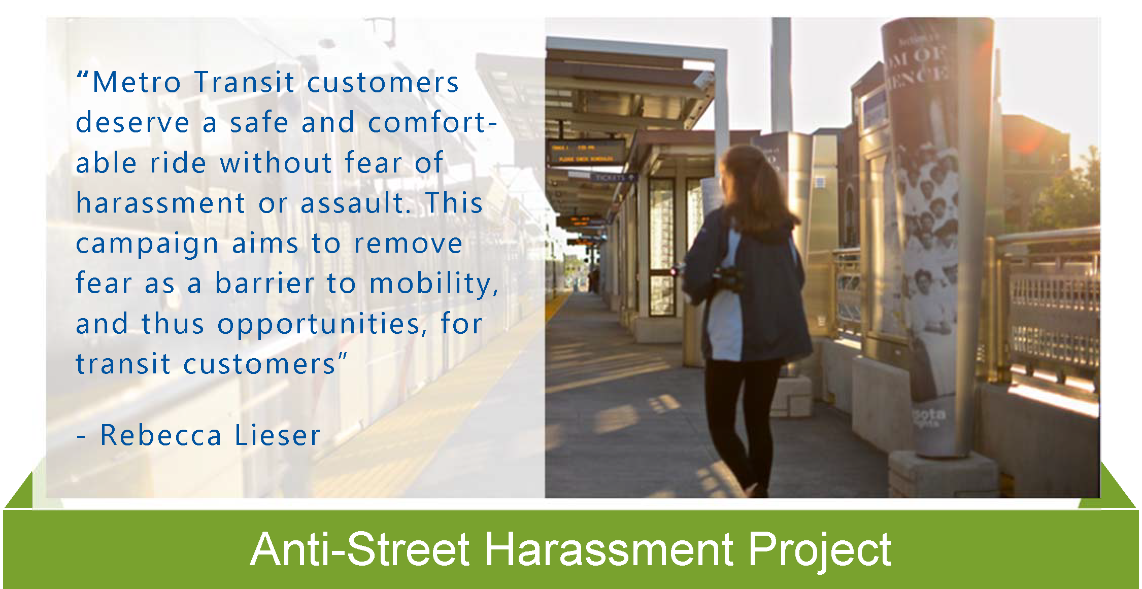 Anti-Street Harasment Equity in Action sheet