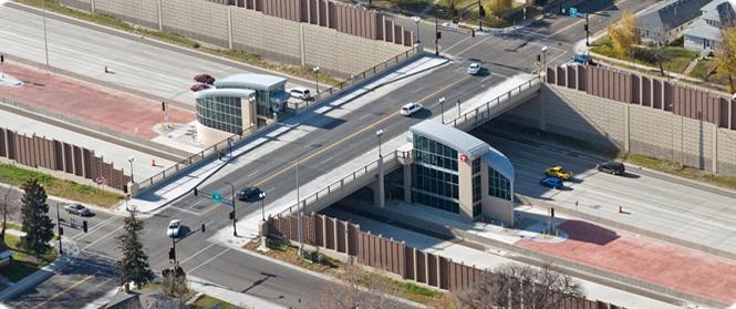 I-35W & 46th Street Station Transit Center - Metro Transit
