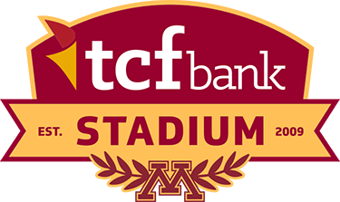 TCF Bank Stadium logo