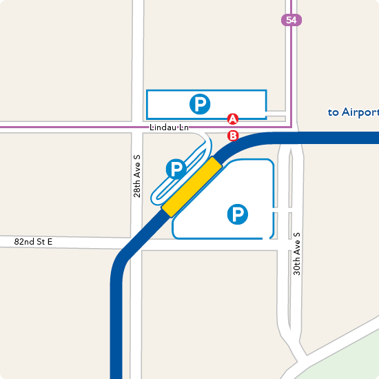 28th Avenue Station Map
