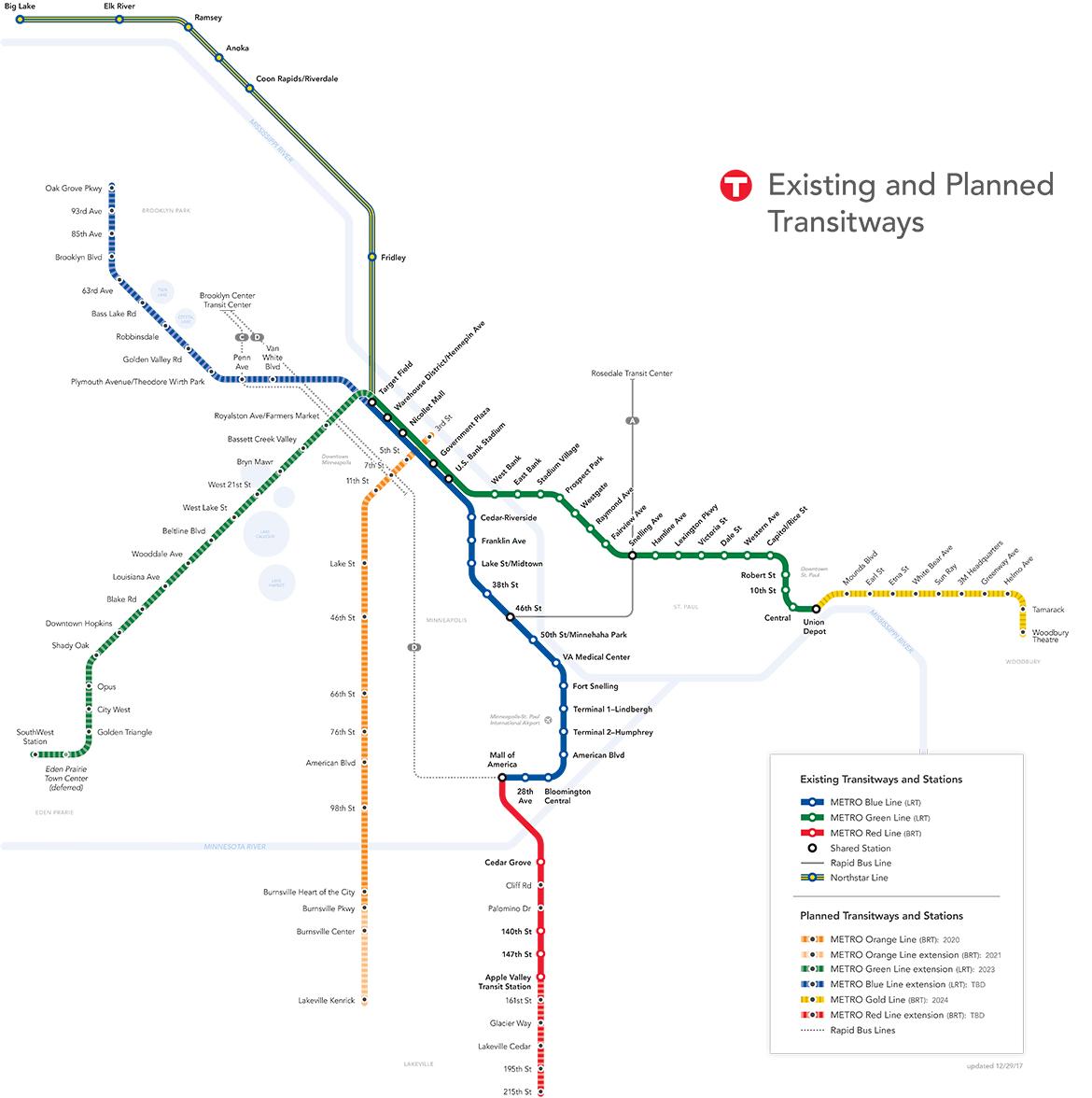 METRO System Metro Transit