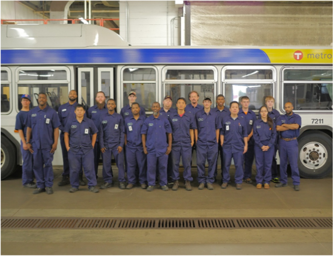 Light rail mechanics