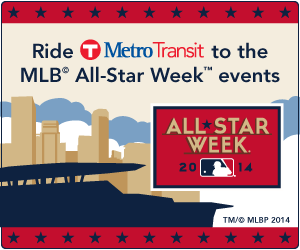 Ride Metro Transit to the MLB All-Star Week events