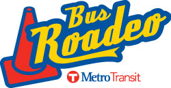 Metro Transit Bus Roadeo logo