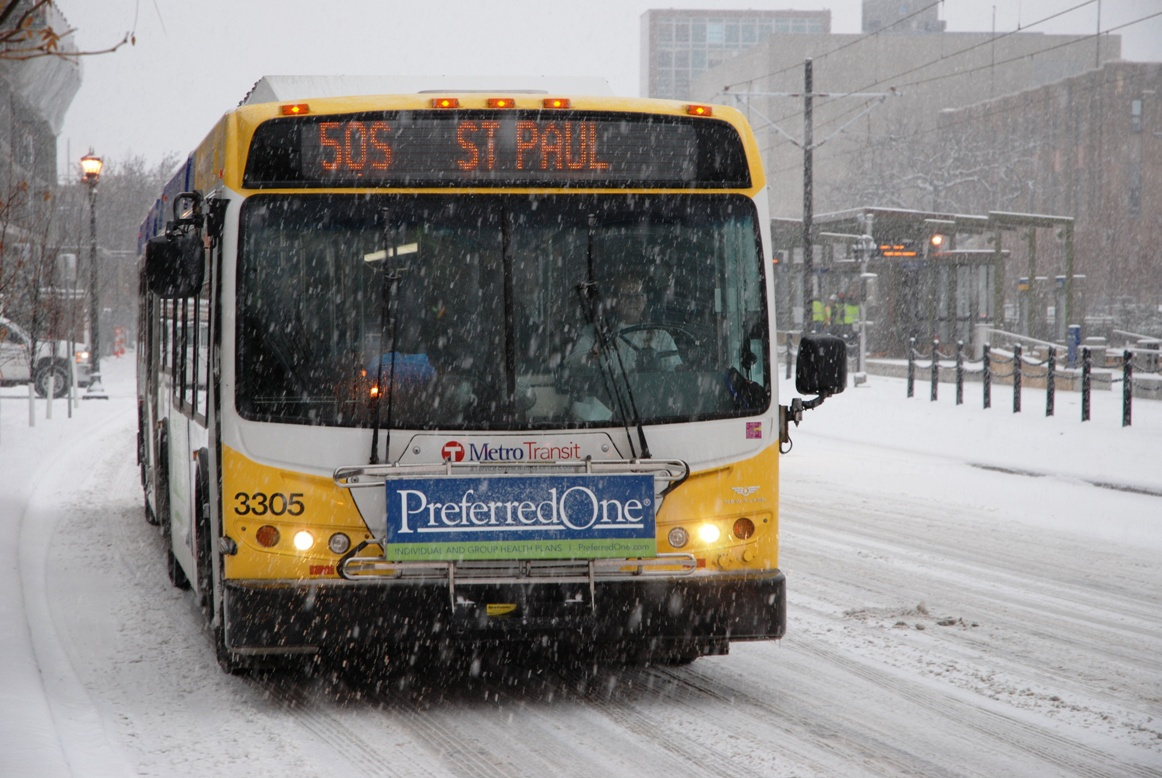route 50: limited stops for longer rides - metro transit