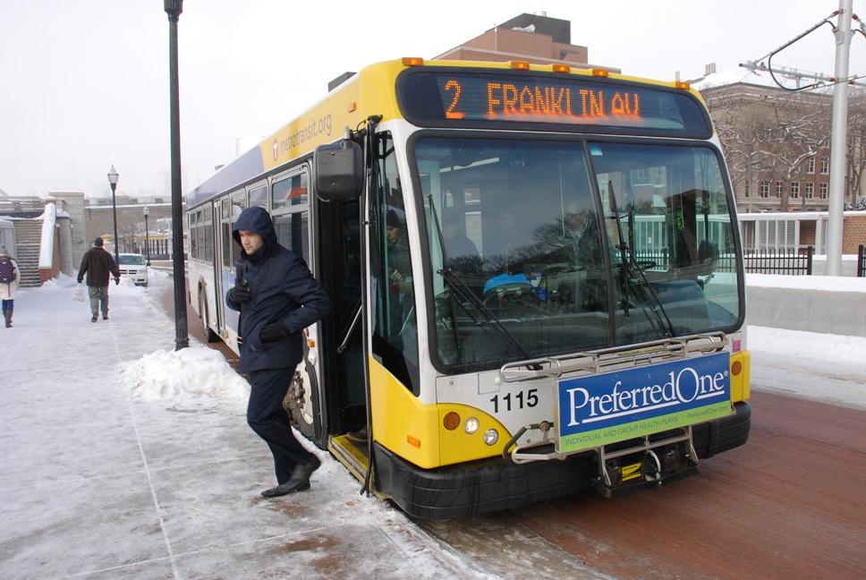 Route 2: A catalyst for going car-free - Metro Transit