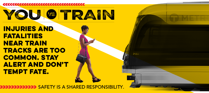Safety on METRO lines - Metro Transit