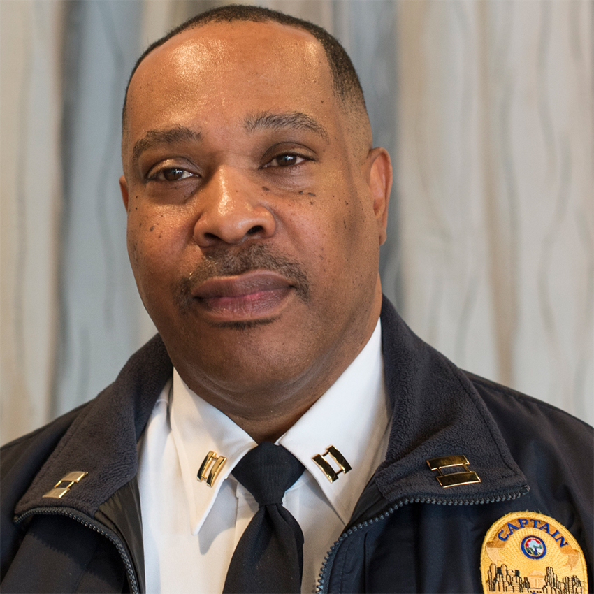 Photo of Captain Anthony Hines